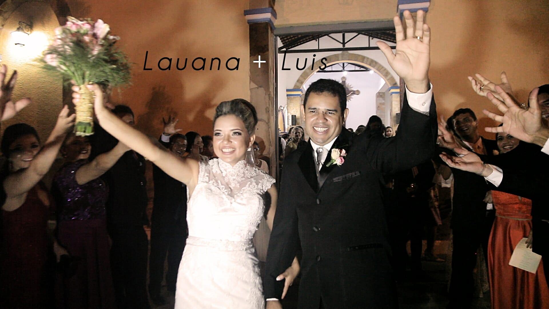 Lauana + Luis