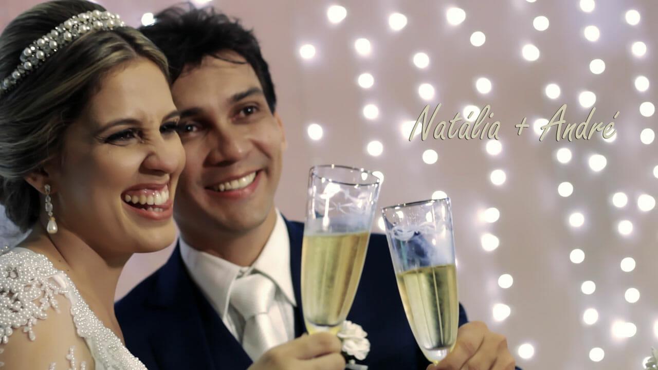 Natalia + André
